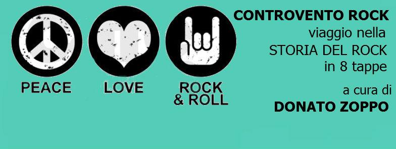 controvento rock corso di storia del rock libreria controvento donato zoppo
