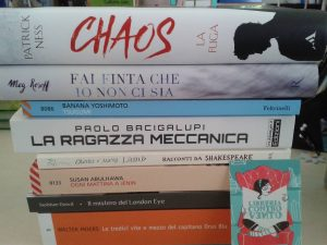 libri per martedì 21 luglio