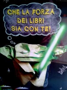 la forza dei libri