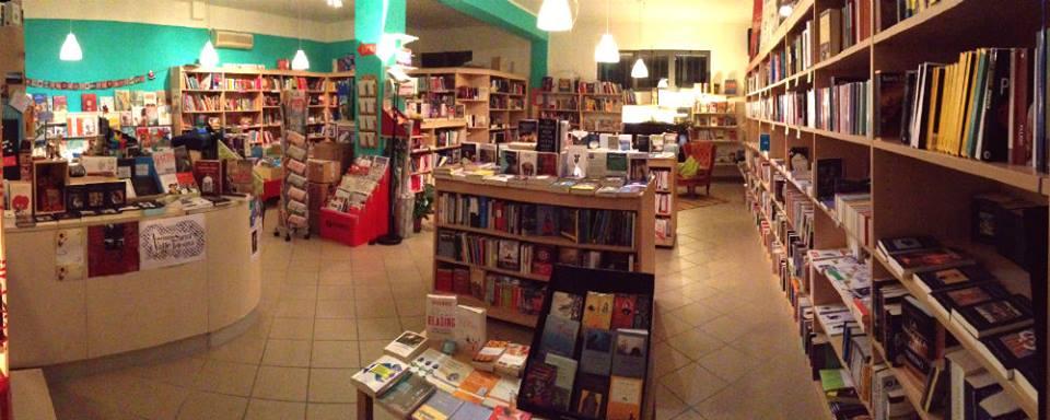 Libreria Controvento Telese panoramica