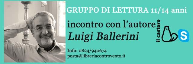 Copertina evento sito gdl Luigi Ballerini Libreria Controvento Telese copia